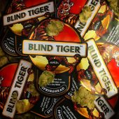 Blind Tiger pump clips