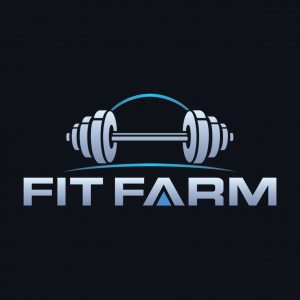 Logo design for Fit Farm