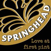 Logo design for Springhead Brewery