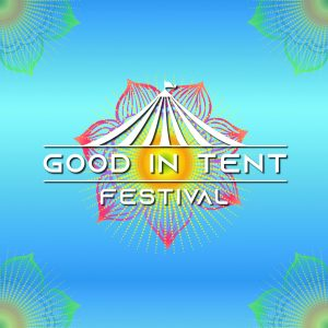 Logo Design for Good In Tent Festival