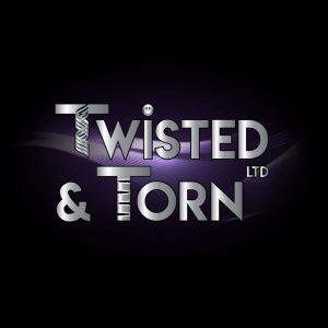Logo Design for Twisted & Torn Ltd.